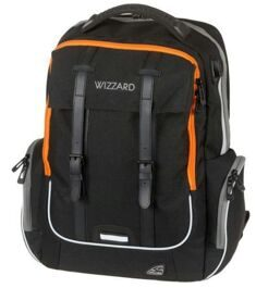 Рюкзак WALKER WIZZARD Academy Black Melange