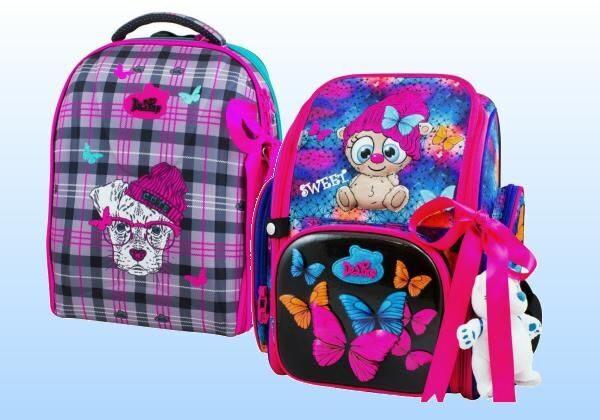 58cb0b7ea788 Ранцы рюкзаки школьные DeLune - Де Луне 1-4 класс в Интернет ...
