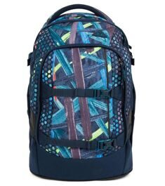 Рюкзак ERGOBAG Satch Pack SPLASHY LAZER