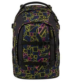 Рюкзак ERGOBAG Satch Pack DISCO FRISCO