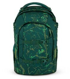 Рюкзак ERGOBAG Satch Pack GREEN COMPASS