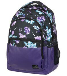Рюкзак WALKER Base Classic Flower Violet