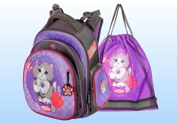 83dc142f6f88 Школьные ранцы и рюкзаки HUMMINGBIRD 1- 4 класс. Hummingbid для девочек