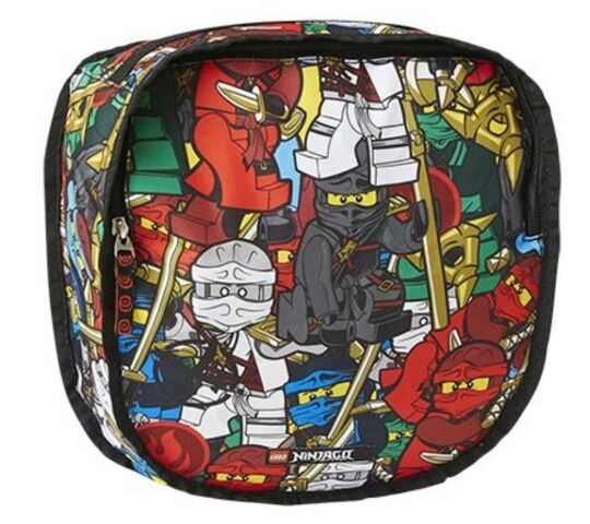 Рюкзак LEGO Maxi School Bag NINJAGO COMIC