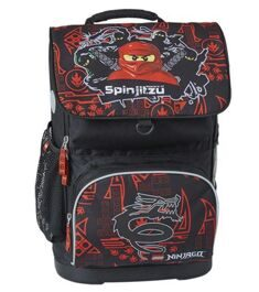 Рюкзак LEGO Optimo School Bag TEAM NINJAGO