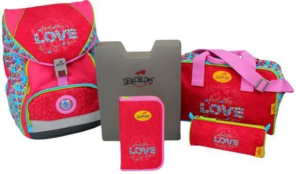 школьный ранец DERDIEDAS Настоящая Любовь Love 405-035-1